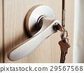 door and key 29567568