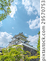 上野城 城堡 城堡塔樓 29570753