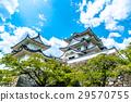 上野城 城堡 城堡塔樓 29570755