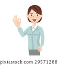 person, business, vector 29571268