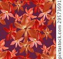 floral seamless pattern 29573691
