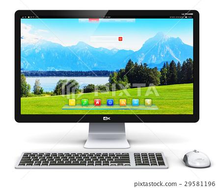 Desktop computer PC 29581196