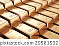 Gold ingots 29581532