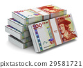 krone, swedish, 500 29581721