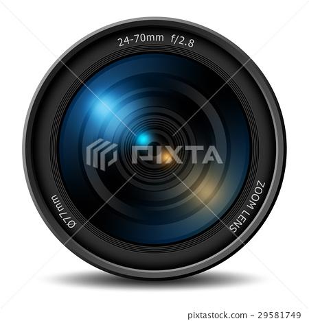 Professional digital camera zoom lens 29581749