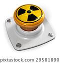 Nuclear war concept 29581890