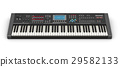 Professional musical synthesizer 29582133