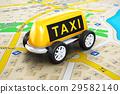 Taxi service concept 29582140