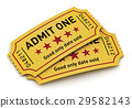 Cinema tickets 29582143