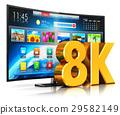 tv smart 8k 29582149