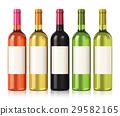 Wine bottles 29582165