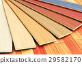 Wooden laminated construction planks assortment 29582170