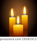 candle, candlelight, flame 29582913