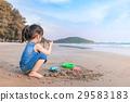 海灘 女生 女 29583183