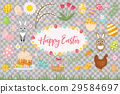 easter, collection, design 29584697