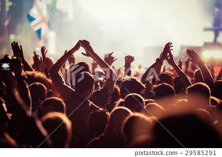 summer music festival 29585291