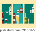 vector, beverage, glass 29586022
