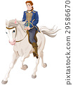prince charming horse 29586670