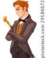 紳士 維多利亞 時代 29586672