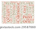 Word Cloud Concept Text Background 29587660