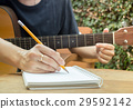 Relaxing Time With Classical Acoustic Guitar 29592142