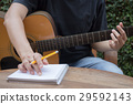 Relaxing Time With Classical Acoustic Guitar 29592143