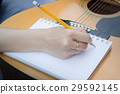 Relaxing Time With Classical Acoustic Guitar 29592145