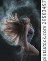 Hair in flour. 29593457