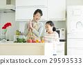 부모와 자식 주방 29593533