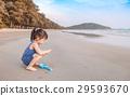 海灘 女生 女 29593670
