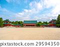 平安神宫 神殿 初夏 29594350