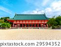 平安神宫 神殿 神社和庙宇 29594352