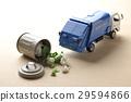 垃圾车 微型 垃圾箱 29594866