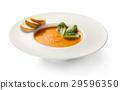 汤 胡萝卜 食物 29596350