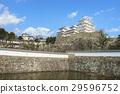 himeji castle, castle, castles 29596752