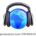 音樂 樂譜 耳機 29596910