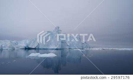 그린란드 빙산 29597176