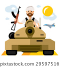 military tank soldier 29597516