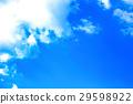 雲彩和天空 29598922