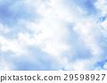 雲背景 29598927