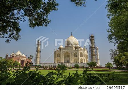 Tajmahal Agra, Uttar Pradesh, India - May 2016 29605517