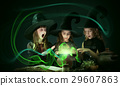 Three little witches 29607863