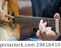 Relaxing Time With Classical Acoustic Guitar 29616410