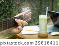 Relaxing Time With Classical Acoustic Guitar 29616411
