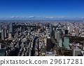 도시, 도시 풍경, 공중 촬영 29617281