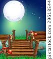 scene, landscape, night 29618544