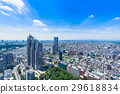 东京都市政府的东京城市景观 29618834