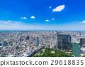 东京都市政府的东京城市景观 29618835