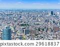 东京都市政府的东京城市景观 29618837
