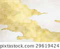 cloud, clouds, gold leaf 29619424